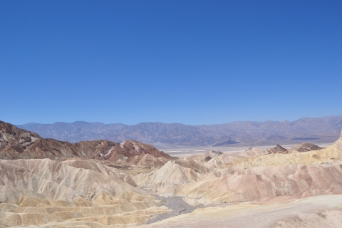 Zabriskie Point, Death Valey National Park