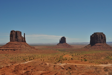 The View, Monument Valley Navajo Tribal Park