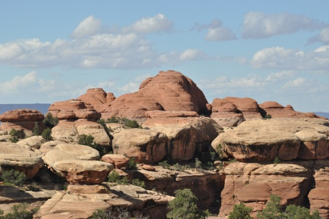 Canyonlands National Park, Elephant Hill