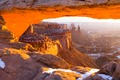Mesa Arch, Cenyonlands National Park